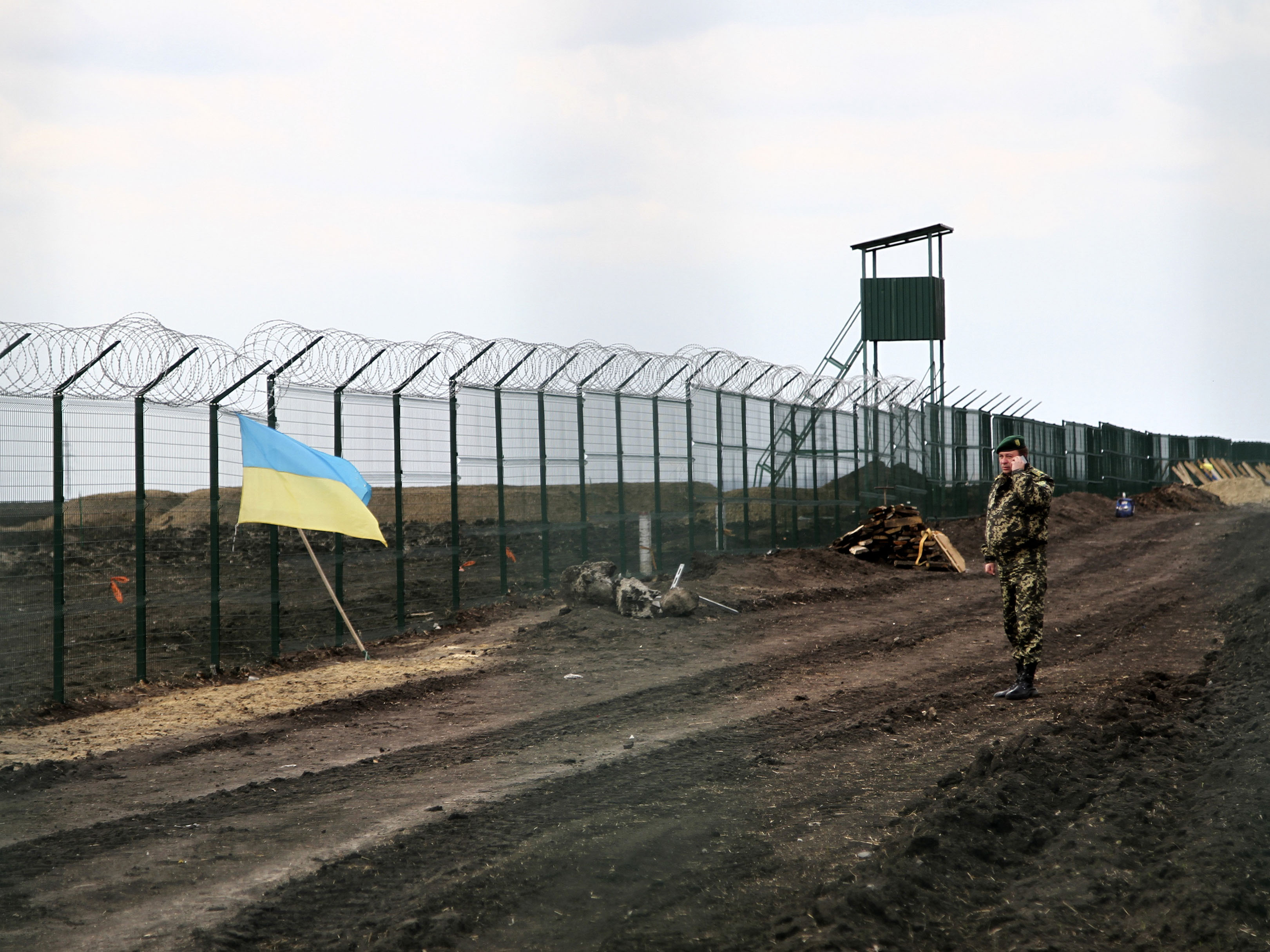 фото граница россии с азербайджаном