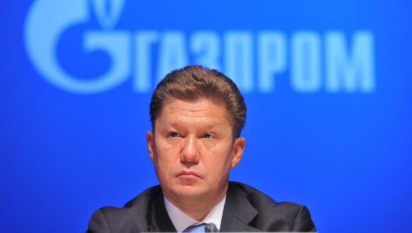 Spolu s tím, jak CEO Gazpromu přijíždí do Atén, EU podává žalobu proti ruskému gigantovi