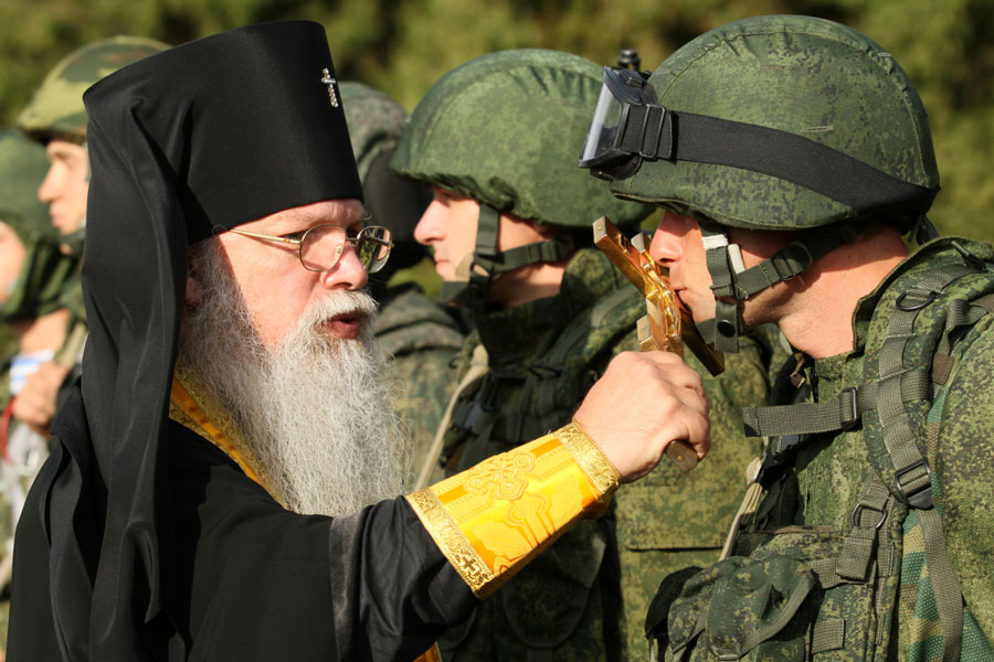 Image result for russian army christian